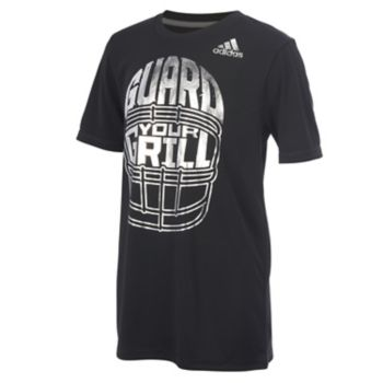 Boys 8-20 adidas Guard Your Grill Tee