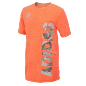 Boys 8-20 adidas Vertical Logo Tee