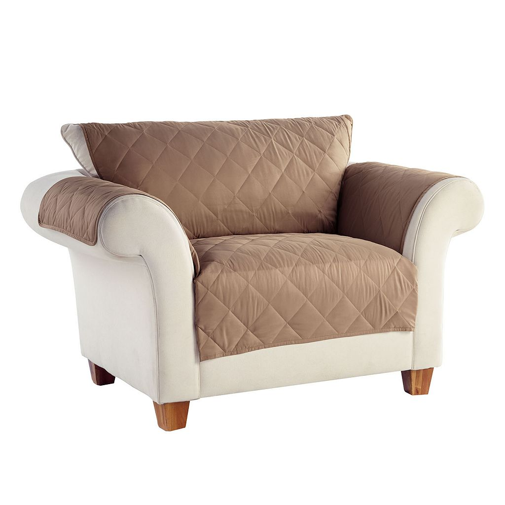 Tailor Fit No Slip Chair Slipcover