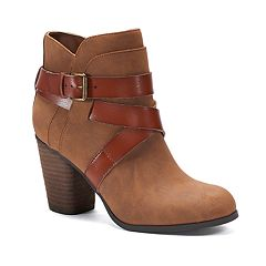 madden NYC Driftt Women's Strappy Ankle Boots