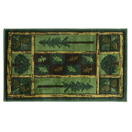 Bacova Studio Design Woodland Escape Rug - 2'7'' x 3'10''