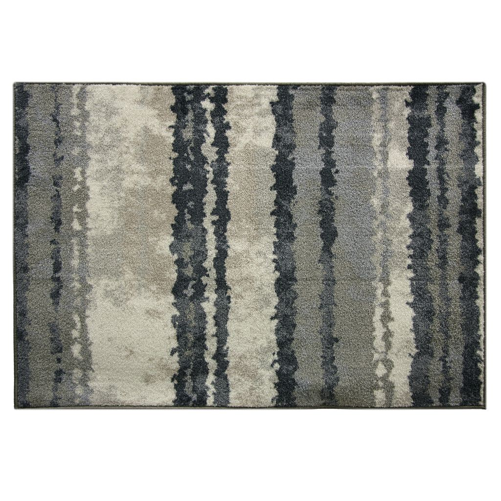 Bacova Studio Design Strata Striped Rug - 2'7'' x 3'10''
