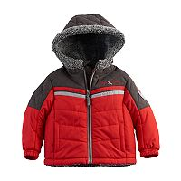 Baby Boy ZeroXposur Franklyn Colorblock Midweight Jacket