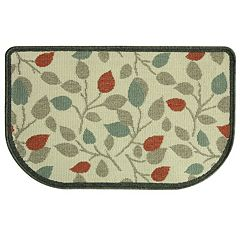 Bacova Reliance Parkland Leaf Rug - 1'10'' x 2'11''