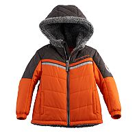 Toddler Boy ZeroXposur Colorblock Heavyweight Jacket