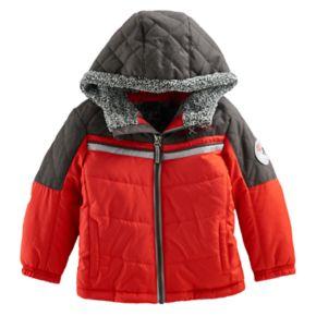 Toddler Boy ZeroXposur Colorblock Midweight Jacket