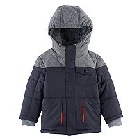 Toddler Boy ZeroXposur Quilted Colorblocked Heavyweight Jacket
