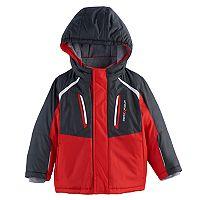 Toddler Boy ZeroXposur Colorblocked Heavyweight Jacket
