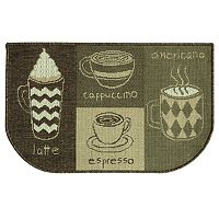 Bacova Reliance Barista's Choice Coffee Rug - 1'10'' x 2'11''