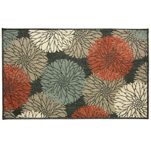 Bacova Reliance Chandler Floral Rug - 1'8'' x 2'9''