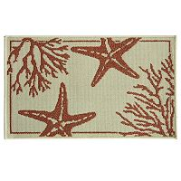 Bacova Reliance Starfish I Rug - 1'8'' x 2'9''