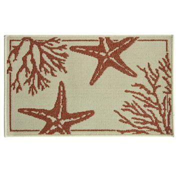 Bacova Reliance Starfish I Rug - 1'8'' x 2'9''