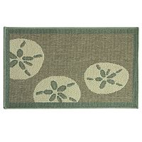 Bacova Reliance Sand Dollar Rug - 1'8'' x 2'9''