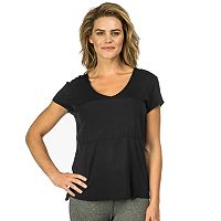Women's PL Movement by Pink Lotus V-Neck Yoga Tee