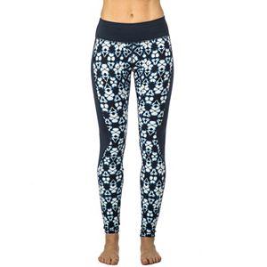 Women's PL Movement Tie-Dye Yoga Leggings