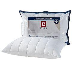Chaps Balanced Comfort Medium Support Pillow