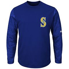 Men's Majestic Seattle Mariners Tech Fleece Tee