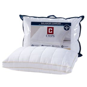 Chaps Balanced Comfort Firm Support Pillow