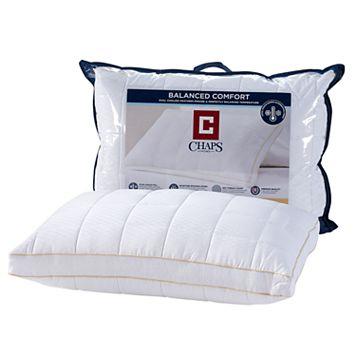 Chaps Balanced Comfort Firm Support Pillow
