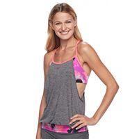 Women's Nike Cascade Sport Tankini Top