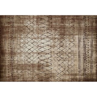 United Weavers Weathered Treasures Lucid Geometric Striped Rug