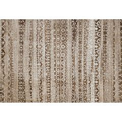 United Weavers Weathered Treasures Classic Scroll Striped Rug
