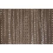 United Weavers Weathered Treasures Classic Scroll Striped Rug