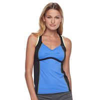 Women's Nike Color Surge Racerback Tankini Top