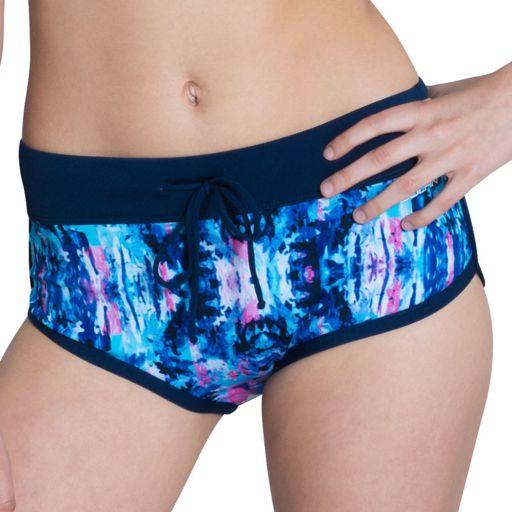 Women's Dolfin Bellas Print Boyshort Bottoms