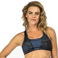 PL Movement by Pink Lotus Bra: Wire-Free Low-Impact Sports Bra PT7QH89