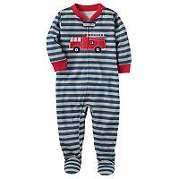 Baby Boy Carter's Fire truck Sleep & Play