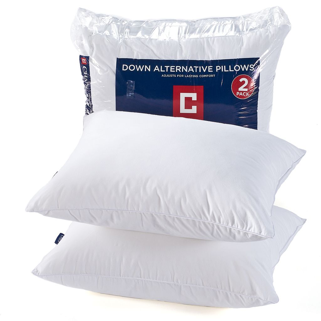 Chaps Home 2-pack Down-Alternative Pillow