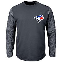 Men's Majestic Toronto Blue Jays Tech Fleece Tee