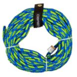 O'Brien 60-Ft. 2-Person Blue/Green Floating Tube Rope