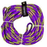 O'Brien 60-Ft. 4-Person Purple Floating Tube Rope