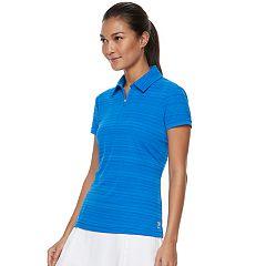 Women's FILA SPORT® Quarter-Zip Golf Polo