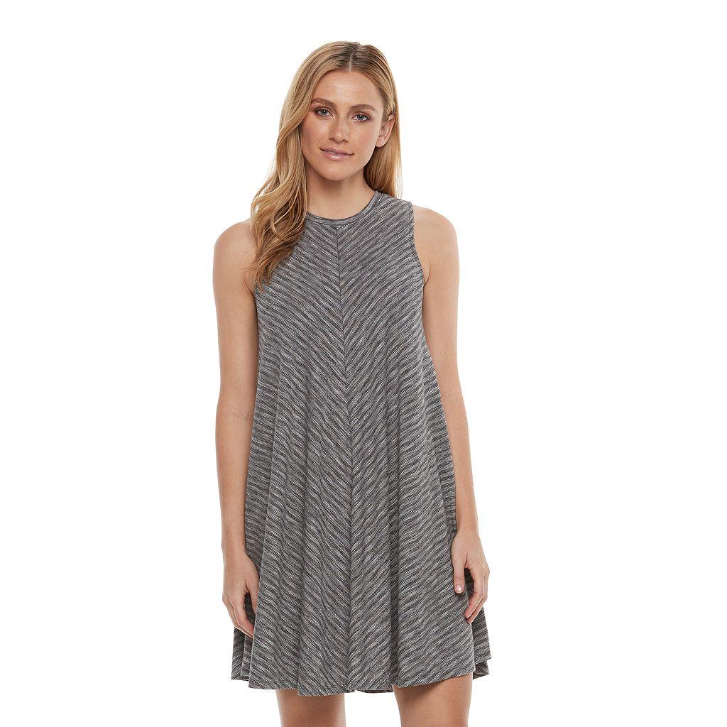 Women's SONOMA Goods for Life™ Mitered Swing Dress