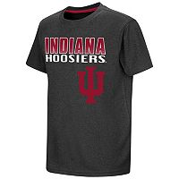 Boys 8-20 Campus Heritage Indiana Hoosiers Heathered Tee