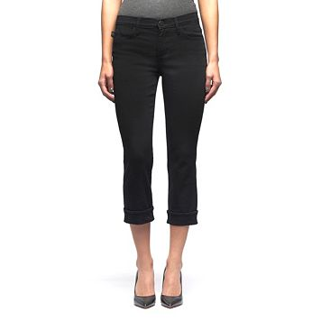 Women's Rock & Republic® Kendall Cuffed Capri Jeans