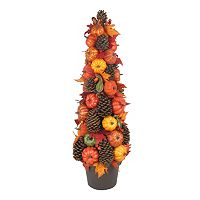 Celebrate Fall Together Artificial Pumpkin Floor Decor