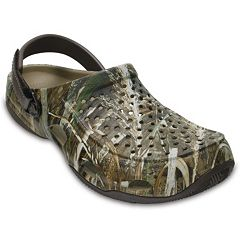 Crocs Swiftwater Deck Realtree Max-5 Men's Clogs