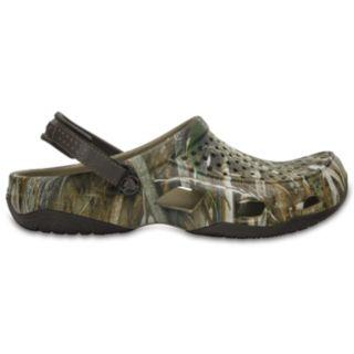 Crocs Swiftwater Deck Realtree Max-5 Men's Clogs