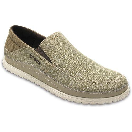 Crocs Santa Cruz Playa Men's Slip-On Shoes