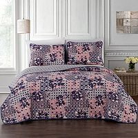 Avondale Manor Phoebe 3-piece Quilt Set
