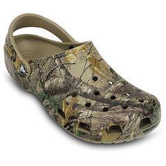 Crocs Classic Realtree Xtra Men's Clogs
