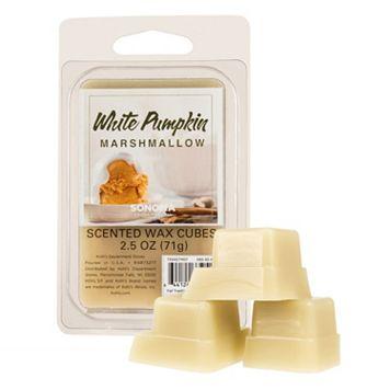 SONOMA Goods for Life™ White Pumpkin Marshmallow Wax Melt 6-piece Set