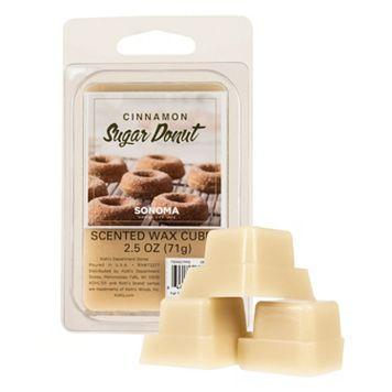 SONOMA Goods for Life™ Cinnamon Sugar Donut Wax Melt 6-piece Set