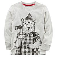 Toddler Boy Carter's Bear Tee