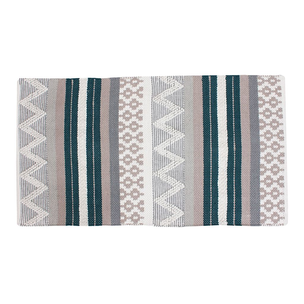 Thro by Marlo Lorenz Jayden Striped Rug - 2'3'' x 3'9''