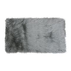 Thro by Marlo Lorenz Keller Mongolian Faux Fur Rug - 2'3'' x 3'9''